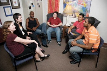 Heterosexual hiv support groups los angeles