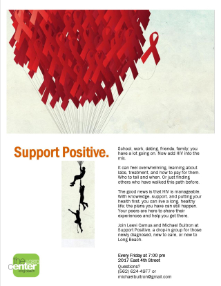 Support Positive